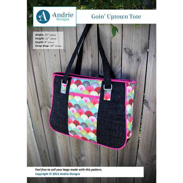 Goin' Uptown Tote Pattern
