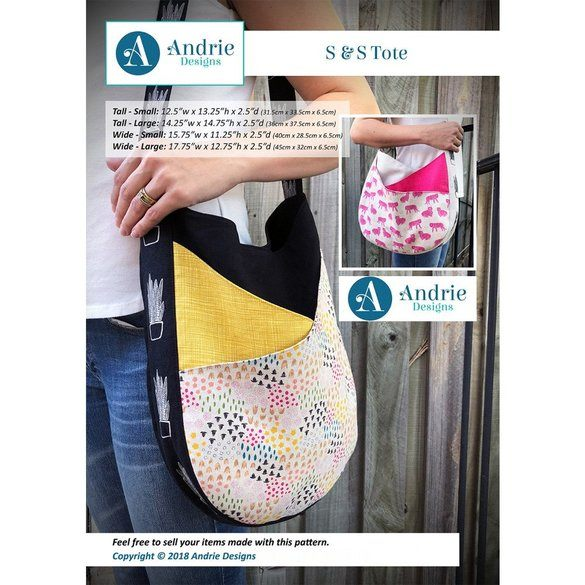 S & S Tote Pattern