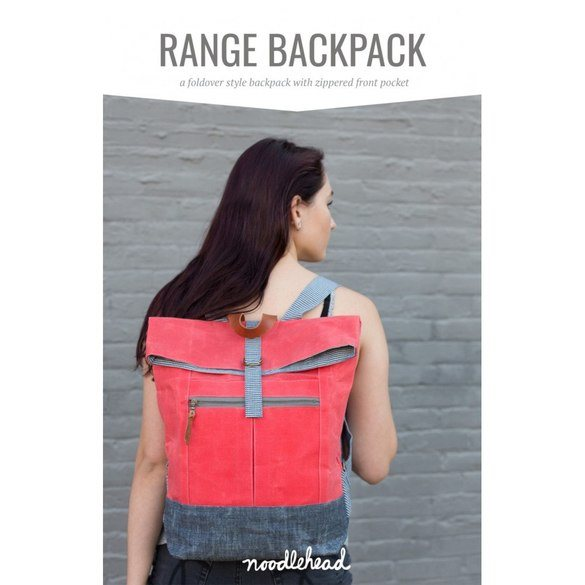 Range Backpack Pattern