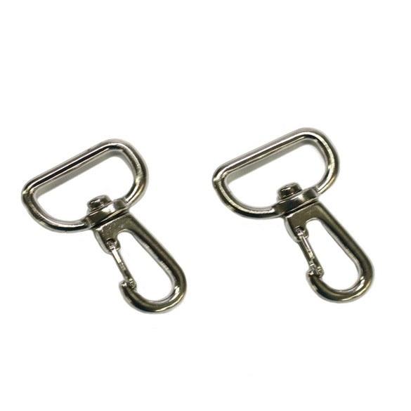 2pk Swivel Bolt Snap Hook