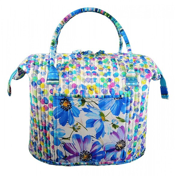 Poppins Bag Pattern, Aunties Two Patterns