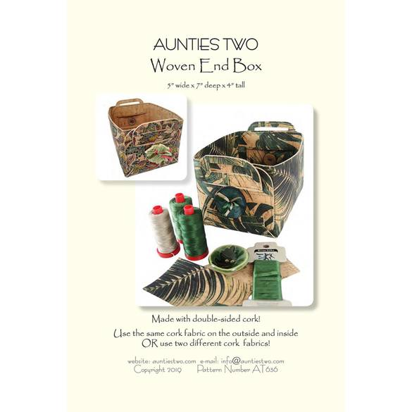 Woven End Box Pattern - Aunties Two