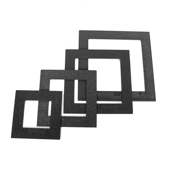 Martelli Square Fussy Cut Window Sets