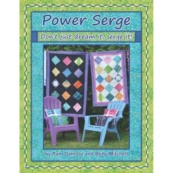 Power Serge: Don't Just Dream it, Serge it! Book
