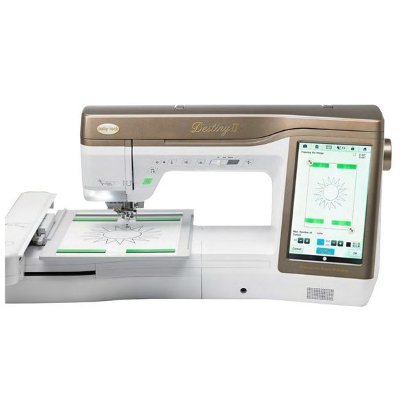 Babylock BLDY2 Destiny II Embroidery and Quilting Machine