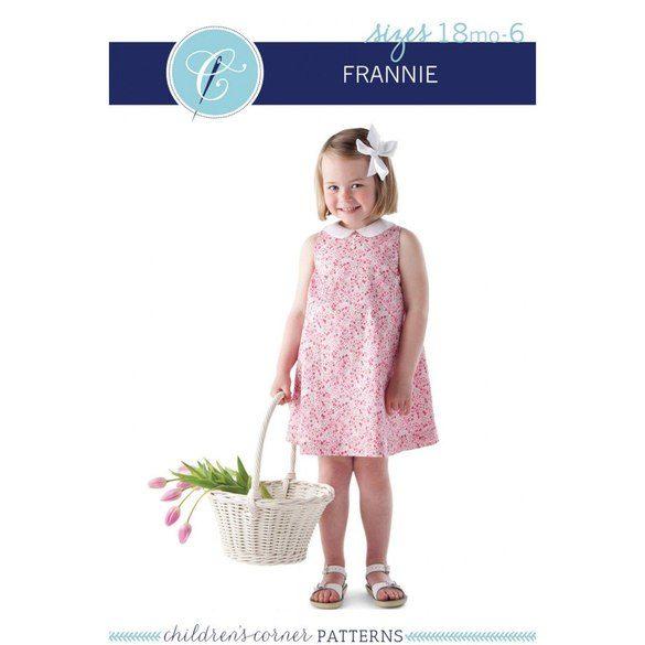 Frannie Dress Pattern