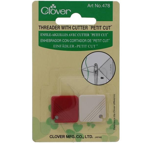 Threader w/ Cutter, Clover