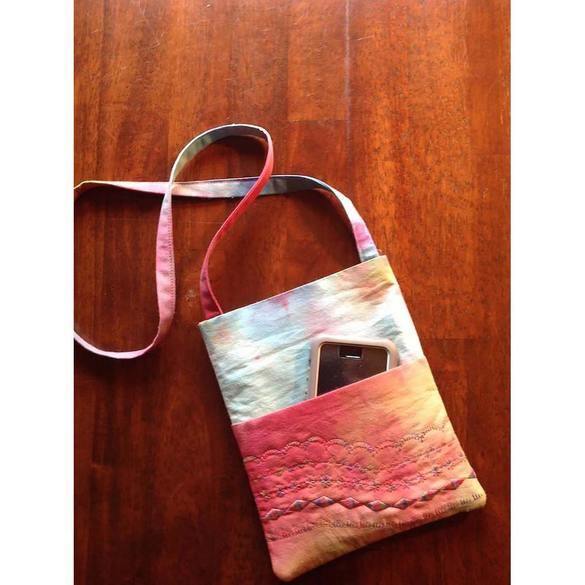 Creative Cross-Body Bag Pattern - Cut Loose Press