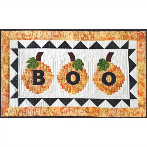 Boo To You Table Runner Pattern