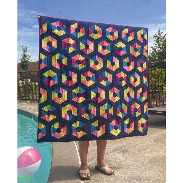 Pool Party Quilt Pattern