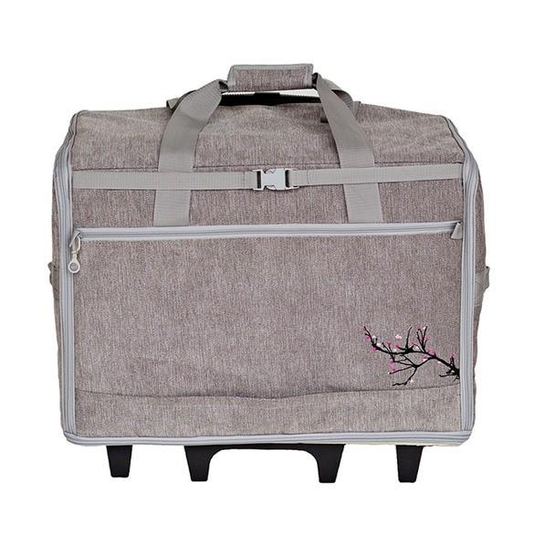 """BlueFig Wheeled Travel Bag 23"""""""