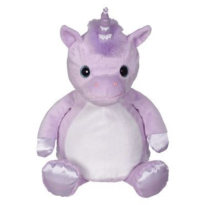 Embroider Buddy, Violette Unicorn Buddy