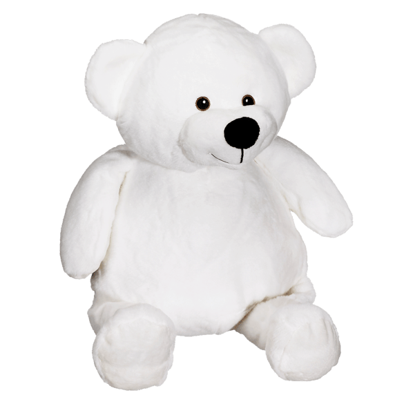 Embroider Buddy, Mister Buddy Bear, White