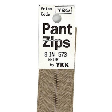 Eflon Pants Zipper, YKK