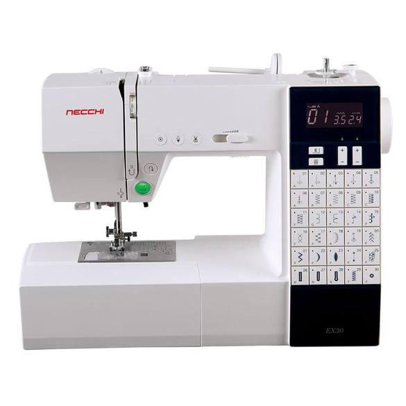 Necchi EX30 Computerized Sewing Machine