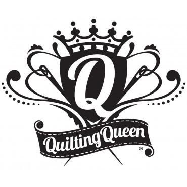 Quilting Queen, Vinyl Decal
