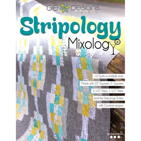 G.E. Designs, Stripology Mixology Book