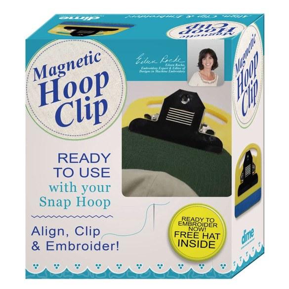 Dime, Magnetic Hoop Hat Clip