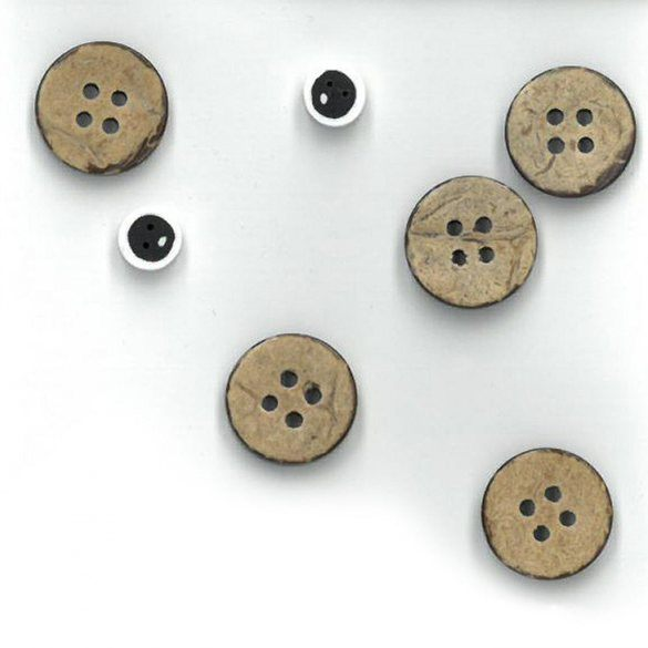 Button Pack for Monthly Wall Hanging Patterns