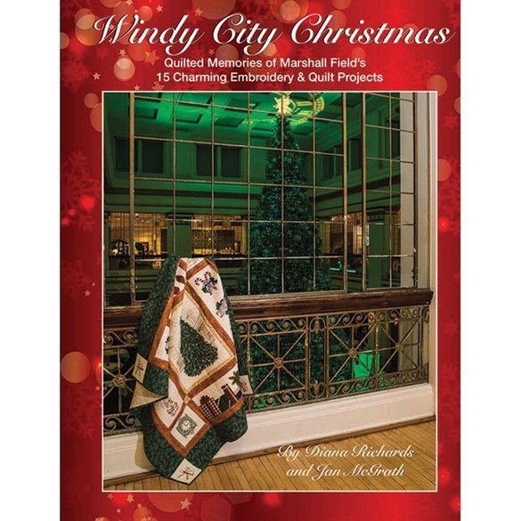 Windy City Christmas Quilting Book, C&T Publishing