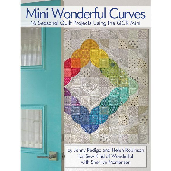 Mini Wonderful Curves Quilt Book
