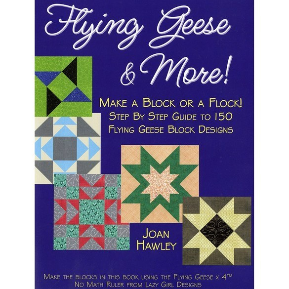 Flying Geese and More Book