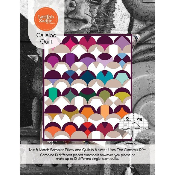 Latifah Saafir, Callaloo Quilt Pattern