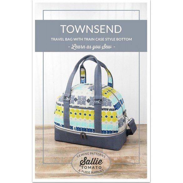 Townsend Travel Bag Pattern