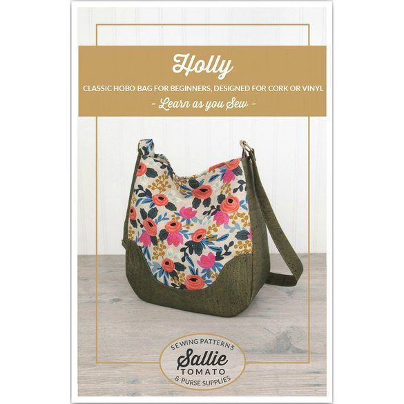 Holly Classic Hobo Bag Pattern
