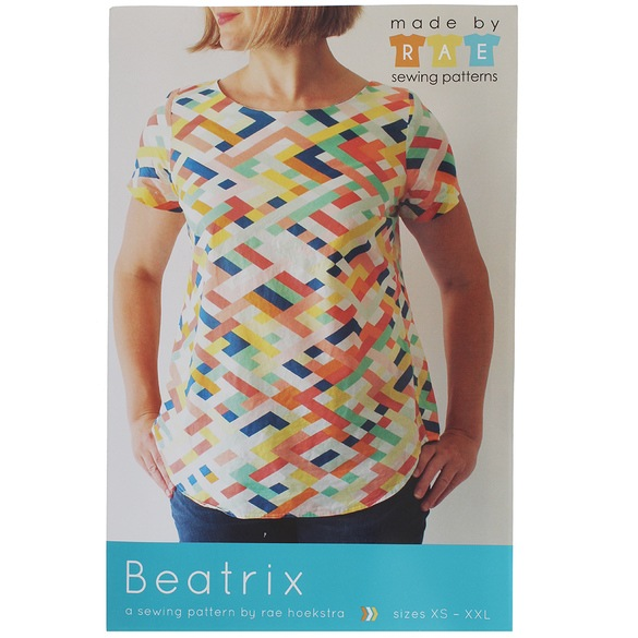 Made by Rae, Beatrix Top Pattern