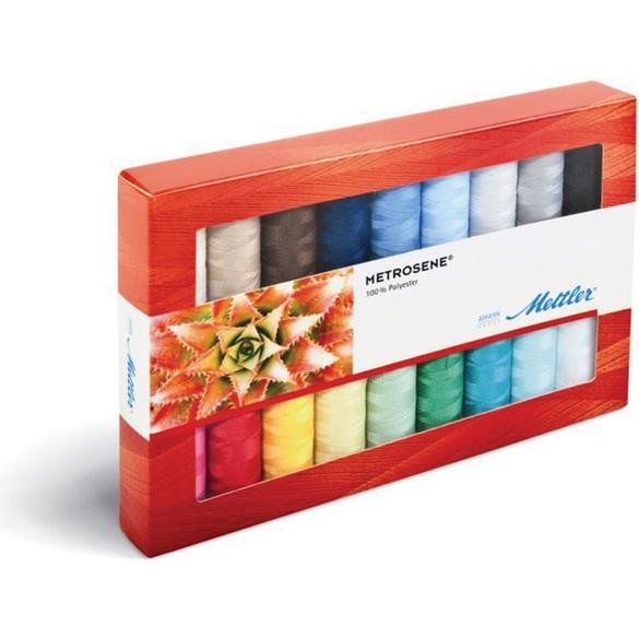 Mettler Metrosene Plus Gift Pack (18 Colors)
