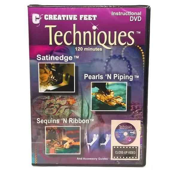 Creative Feet Techniques Instructional DVD