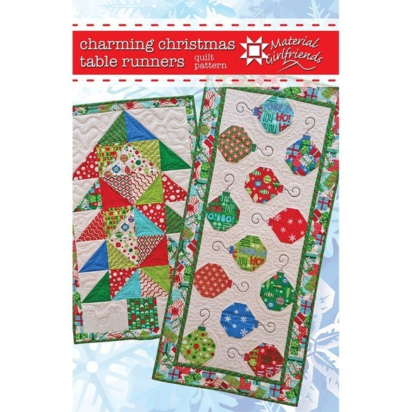 Charming Christmas Table Runners Pattern