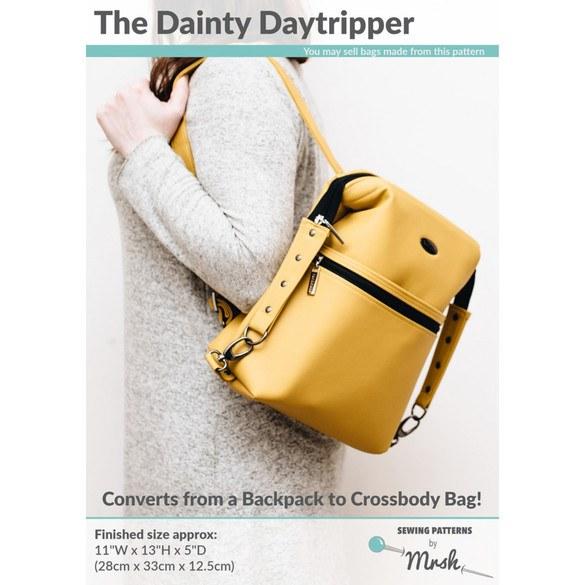 The Dainty Daytripper Bag Pattern