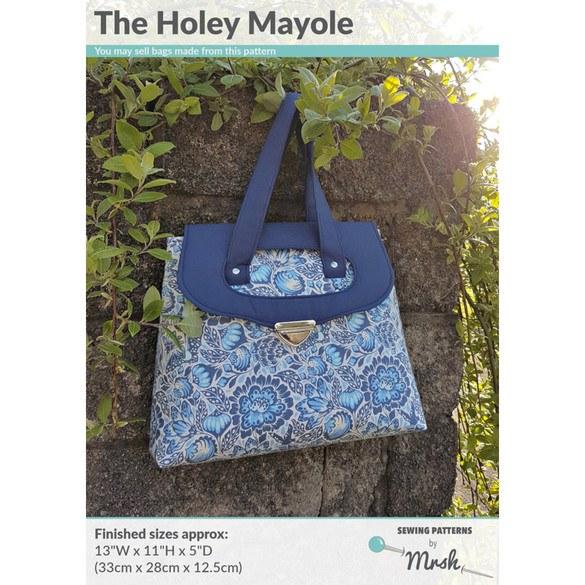 The Holey Mayole Purse Pattern