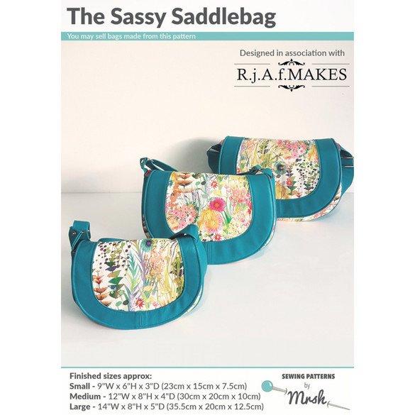 The Sassy Saddlebag Purse Pattern