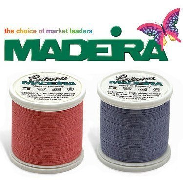 Cotona No. 30, Madeira (60 Colors Available)