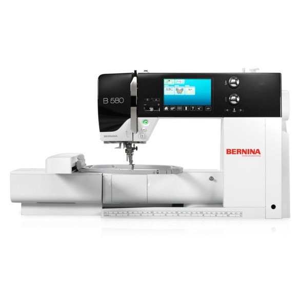 Bernina B 580 Sewing and Embroidery Machine with BSR Stitch