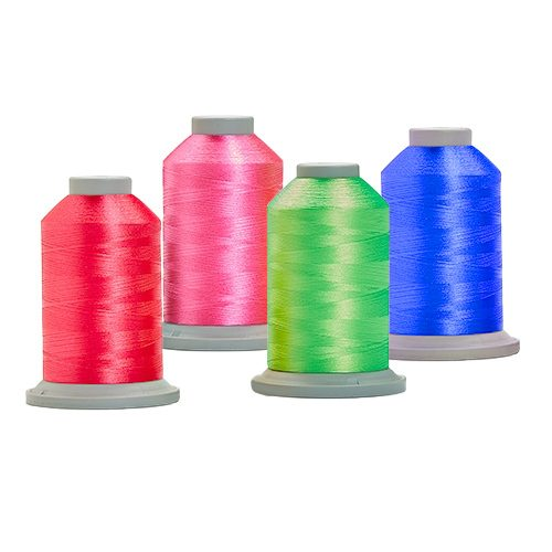 Fil-Tec, Glide 40wt Trilobal Polyester Thread (1093yds)