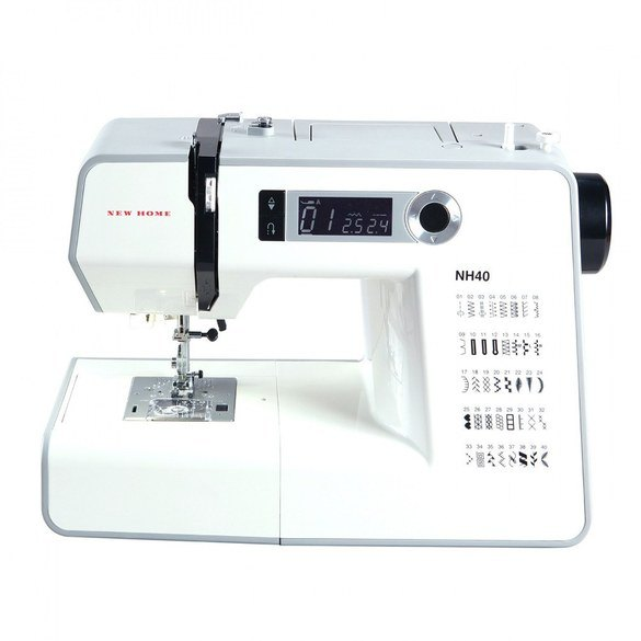 New Home NH40 Computerized Sewing Machine