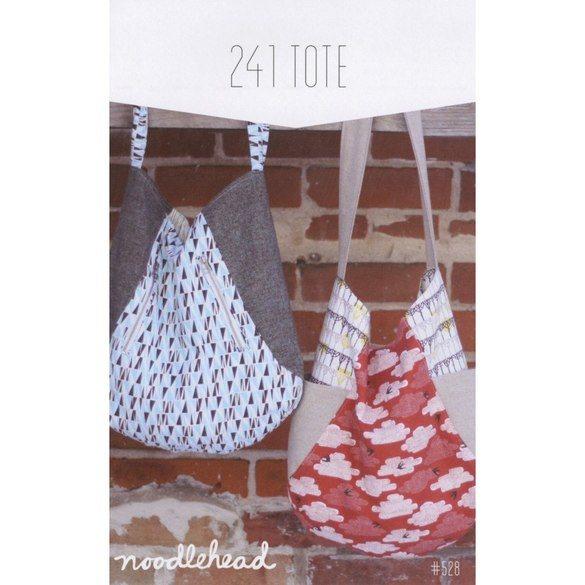 241 Tote Bag Pattern