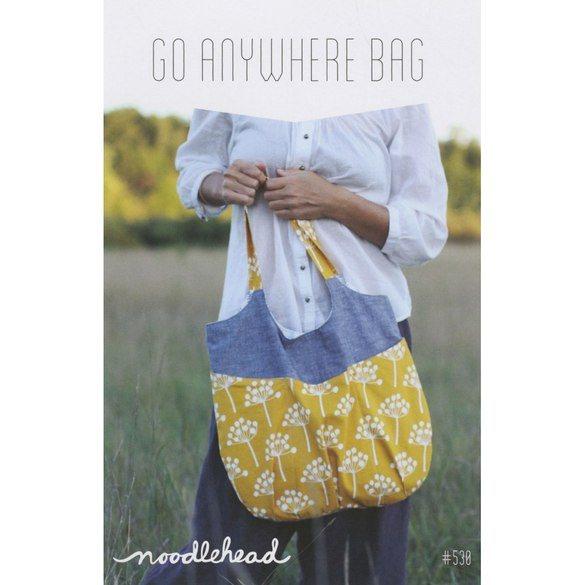 Go Anywhere Bag Pattern