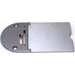 Straight Stitch Needle Plate w/ Slide Plate, Singer #NS1