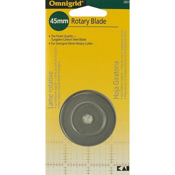 45MM Rotary Blade, Omnigrid #OG45-1