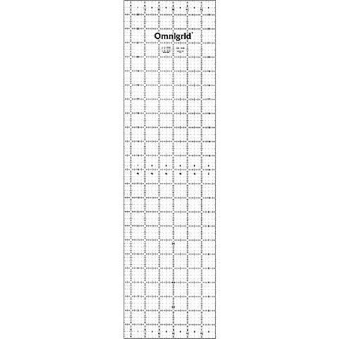 Ruler 6.5in x 24in, Omnigrid