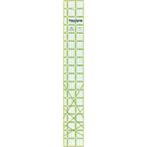 No-Slip Ruler  2.5in x 18in, Omnigrid