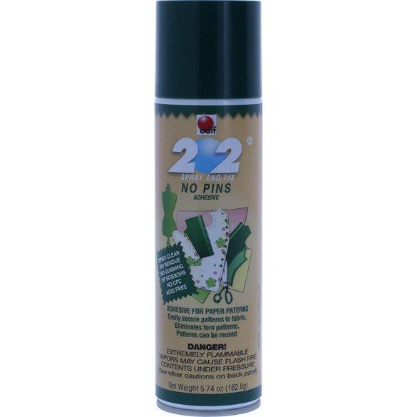 202 Spray & Fix Temporary Adhesive (5.74oz), Odif