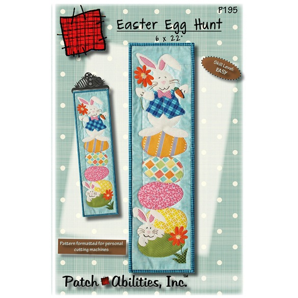 Easter Egg Hunt Pattern
