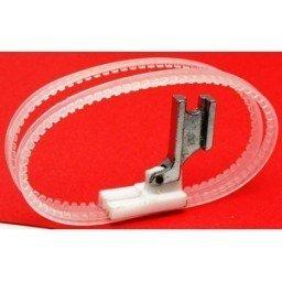 Roller Foot with Slide Ring, Slant Shank #P60517