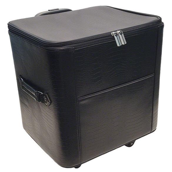 15in Wheeled Serger Hard Case - Black